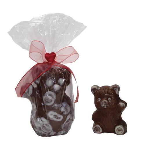 Ayıcık Kabuk Çikolata - 120 Gr.