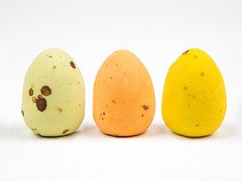- Bıldırcın Yumurtası Şeklinde Çikolatalı Draje