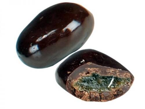 Bitter Çikolata Kaplı Kuru Üzümlü Draje