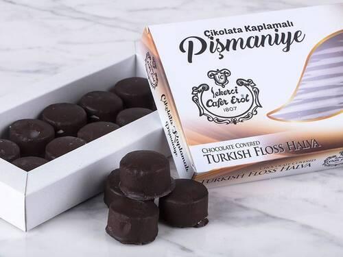 Çikolata Kaplı Pişmaniye