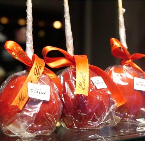 Elma Şekeri - 3 Adet