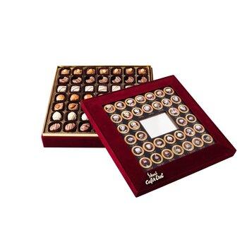 - Hediyelik Spesiyal Çikolata Aynalı Kutu Sultanlar