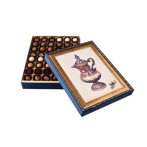 Hediyelik Spesiyal Çikolata İbrik