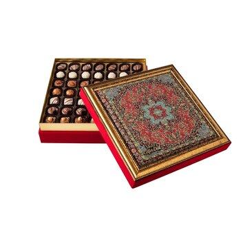 - Hediyelik Spesiyal Çikolata Osmanlı Figür Kutu