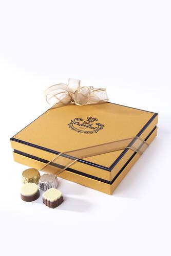 Hoş Geldin Ramazan Temalı El Yapımı Çikolata - 250 Gr.