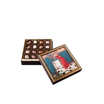 - Kaplumbağa Terbiyecisi Çerçeveli Kutu Spesiyal Çikolata