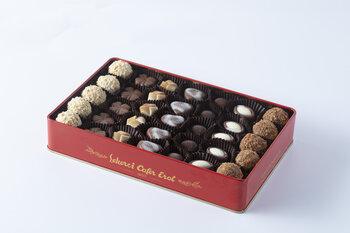 - Kırmızı Teneke Kutu Spesiyal Çikolata - 500 Gr.
