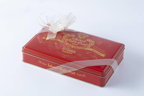 Kırmızı Teneke Kutu - Spesiyal Karışık Lokum