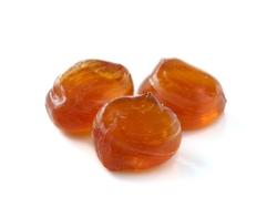 - Portakal Aromalı Akide Şekeri