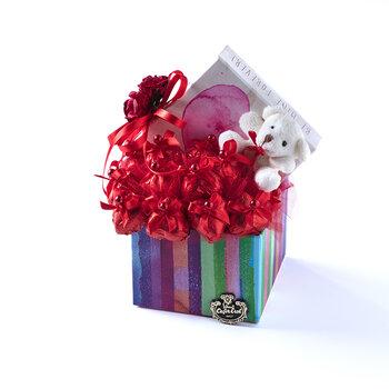 - Rainbow Kutu Spesiyal Çikolata