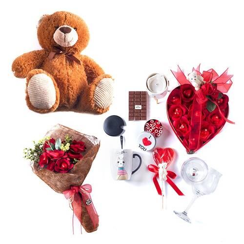 Sevgililer Günü Hediye Sepeti - Supreme