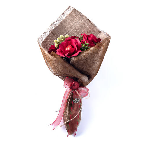 Sevgililer Günü Spesiyal Çikolata Demeti - 7 Adet