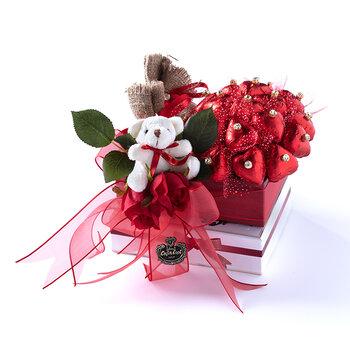 - Sevgililer Günü Spesiyal Çikolata Kutusu - With My Love