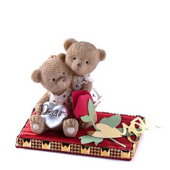 - Sevgililer Günü Tablet Çikolata - Sevgililer