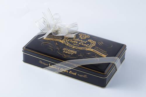 Siyah Teneke Kutu - Spesiyal Karışık Lokum