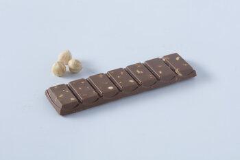- Sütlü Fındıklı Tablet Çikolata - 40 Gr.