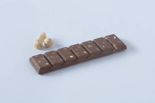 Sütlü Fındıklı Tablet Çikolata - 40 Gr.