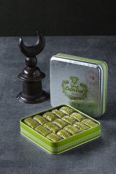 - Yeşil Teneke Kutu - Fıstıklı Özel Dürüm