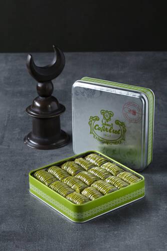 Yeşil Teneke Kutu - Fıstıklı Özel Dürüm