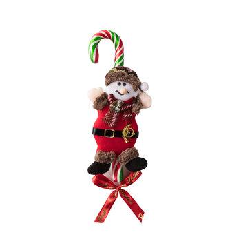 - Yılbaşı XL Baston Şeker Kardan Adam